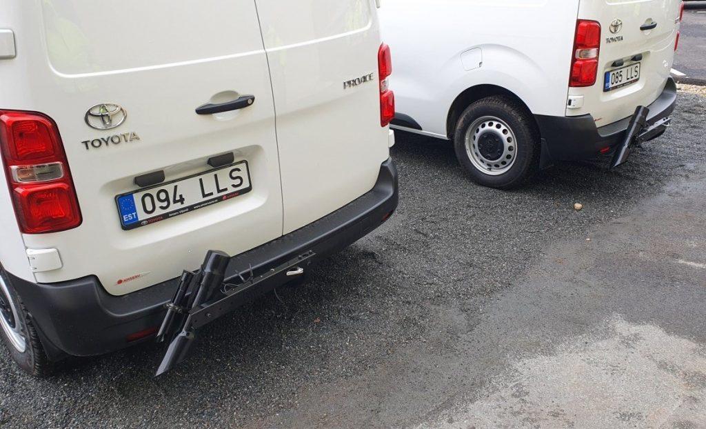 New sensors in Viljandi county